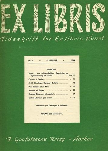 Ex Libris - Tidsskrift for Ex Libris Kunst