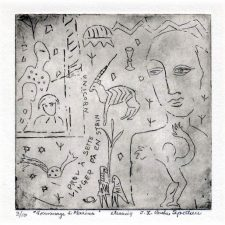 Inger Lise Backer Syvertsen: Hommage à Marius 2006