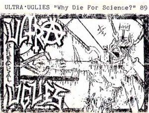 Ultra Uglies albumcover