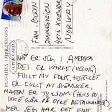 Marius Bodin Larsen 1995