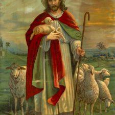 Jesus som den gode hyrde