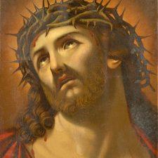 Kristus med tornekrone