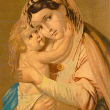 Maria og Jesusbarnet