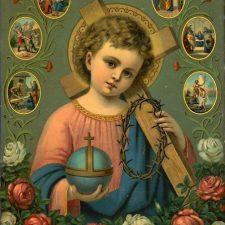 Jesus som ung mann