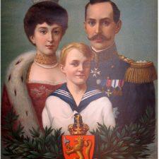 Den Norske Kongefamilie