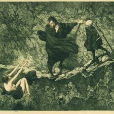 Louis Moe - Bjærgmandens Svimmelhed (1926)
