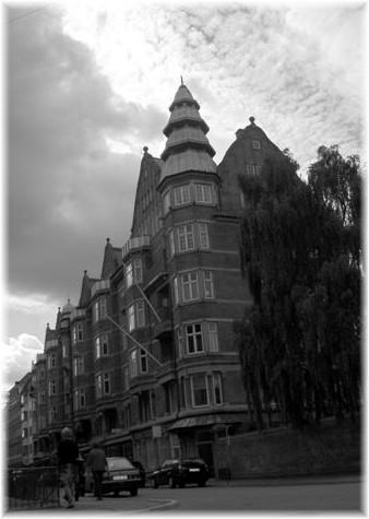 Louis Moes bolig i Store Strandstræde 21, København (2006)