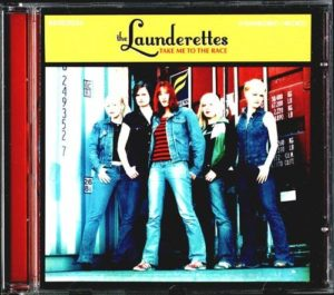 The Launderettes – Take Me To The Race