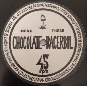 Mushroomers: Chocolate / Racerbil