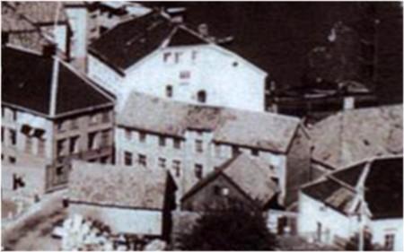 John S. Olsen, Tyholmen